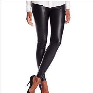 Lysse's Black Faux Leather Leggings - NWT …